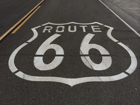 Route 66 ARTE Doku Teil 3 (HD)