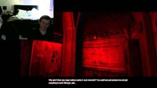 Penumbra: Necrologue Walkthrough Part 3 [Living Quarters, Generator Room, Archives]