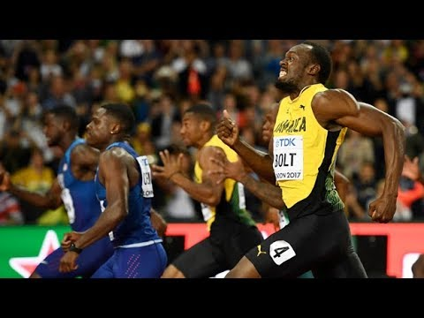 Usain Bolt beaten in final 100m race