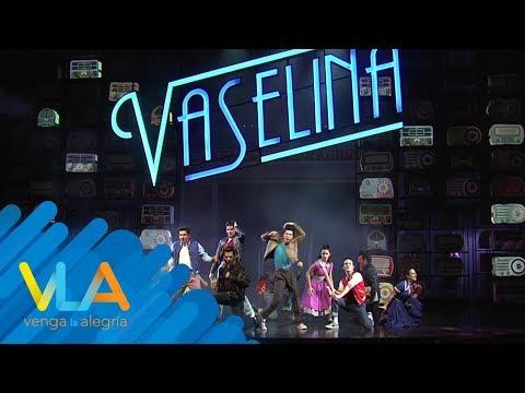 ¡Sol Madrigal brilla en el teatro de Onda Vaselina! | Venga la Alegría