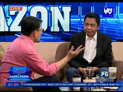 Rep. Bayani Fernando on the effectiveness of 'shame campaign'