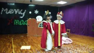 惠真幼稚園聖誕童話  白雪公主