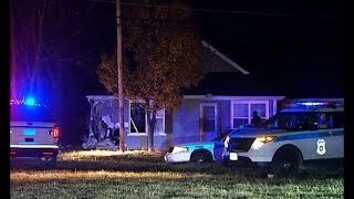 Car Crashes Into Ohio Home Killing Mother, Son