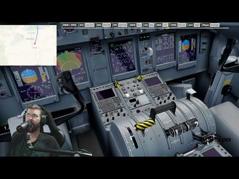 Part 1  Majestic Q400 For P3D - Relearning