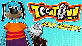 ToonTown Was Weird (Disney's Dead MMORPG) | Billiam