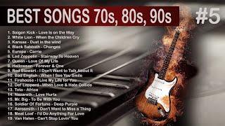 Lagu Slow Rock Barat yang Paling Populer Tahun 70an 80an 90an - Best Classic Rock 70s 80s 90s (HQ)