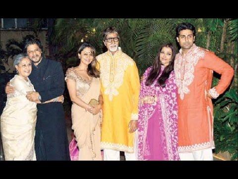 Download Amitabh Bachchan diwali party 2016 - UNCUT VIDEO !! .3GP .MP4