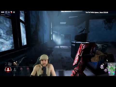 Dead by Daylight RANK 1 HUNTRESS! - LERYS TARGET RANGE!