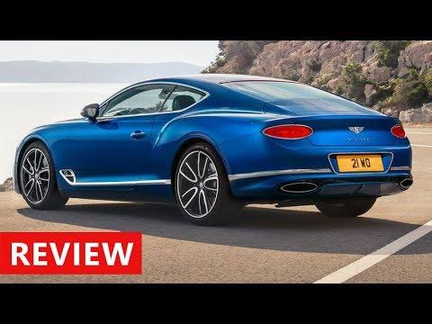 2018 bentley review. modren bentley 2018 bentley continental gt review  interior u0026 exterior walkaround with bentley review