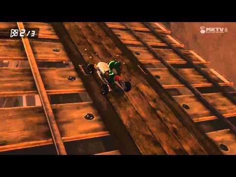 Yoshi Vs Toad At Wario's Gold Mine #Insane