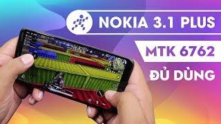 Đánh giá hiệu năng Nokia 3.1 Plus: Chip