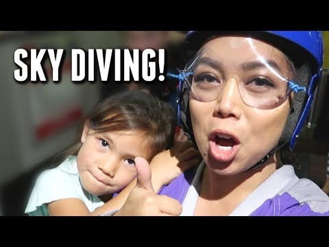 WE WENT SKY DIVING!!! - itsjudyslife thumbnail