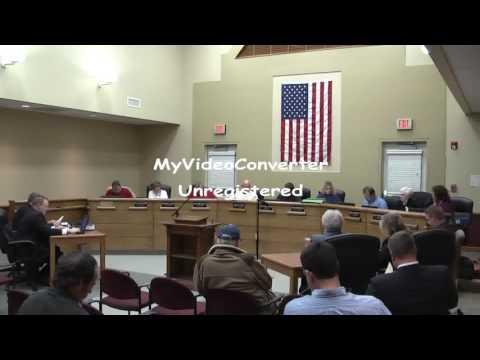 November , 2011 Board of Aldermen Meeting