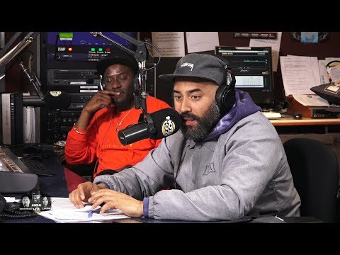Will Ebro Go Face To Face With kanye