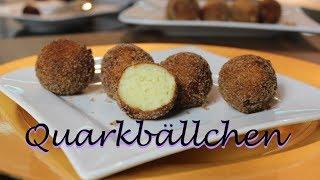 Quarkbällchen - lecker wie beim Bäcker :) / Rezept / Sallys Classics
