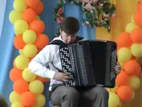 vivaldi - Bayan Incred amazin virtuoso performance.