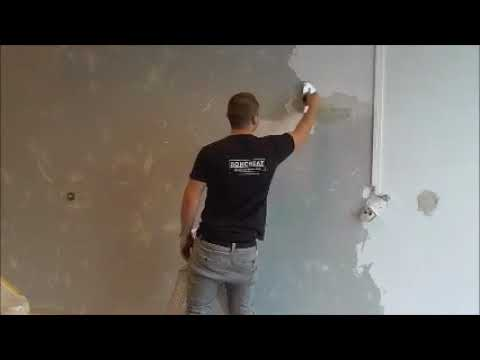 How to apply boncreat beton ciré youtube