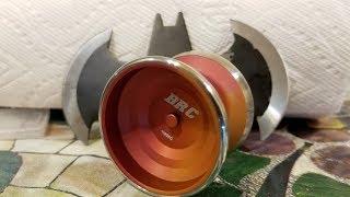 R2FG BRC Bi Metal YoYo Unboxing and Review. Best cheap Bi Metal yoyo?