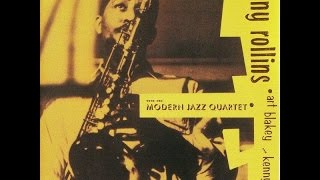 No Moe /  Sonny Rollins with the Modern Jazz Quartet