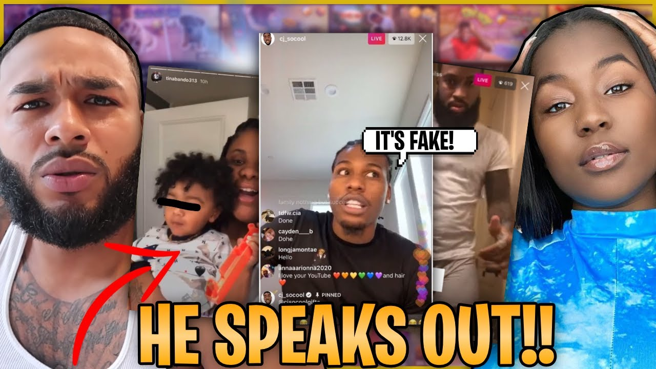 CJ SO COOL SPEAKS OUT! & ClarenceNYC TV is NOT HAPPY! + MORE Tea