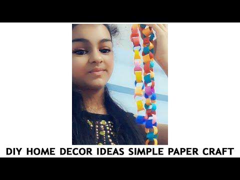 diy-home-decor-ideas-simple-paper-craft-|-handmade-craft-ideas-for-home-decoration-|-diy