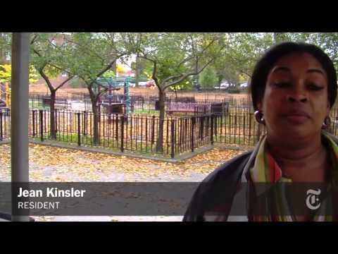 Red Hook, Brooklyn Prepares for Sandy