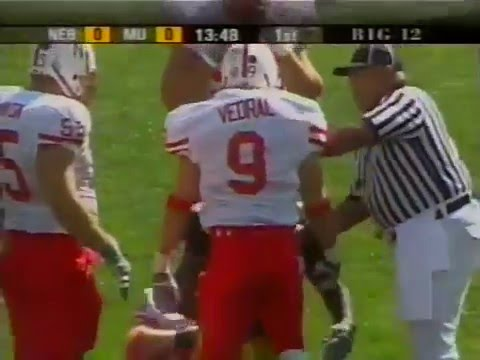 2001 Sept 29 - Nebraska vs Missouri
