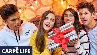 Alex Aiono, Simmi Singh, & Tiffany Alvord Holiday Challenge | The Carpe Life