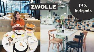 19 X hotspots in ZWOLLE die je waarschijnlijk nog niet kent // Zwolle City Guide