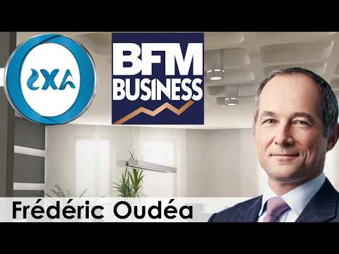 OLXA CryptoCredit on Blockchain with BFMBusiness and Societe General Bank in France