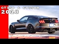 2018 Ford Mustang Shelby GT350 & GT350R