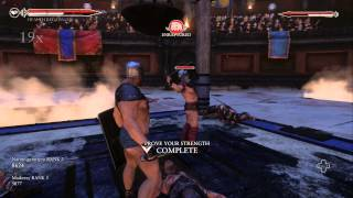 Xbox One Ryse Son of Rome: Online Multiplayer Co-op Mode