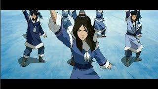 Hama VS Fire Nation: Full Scene [HD]