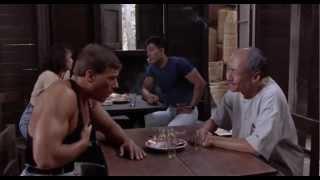 Kickboxer - Jean Claude Van Damme dance scene (HD)
