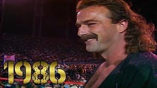 Top 50 WWE Superstars - 1986 Power Rankings