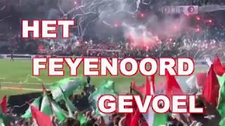 HET FEYENOORD GEVOEL IN LEMELERVELD | Vermeegen Voetbalvlog