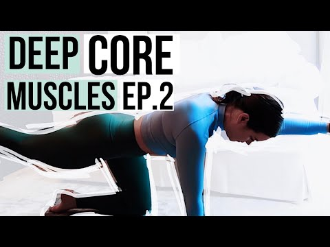 HOW TO STRENGTHEN YOUR DEEP CORE MUSCLES ⎮ ENGAGE YOUR ABDOMINAL MUSCLES WITHOUT CRUNCHES ⎮ EP. 2