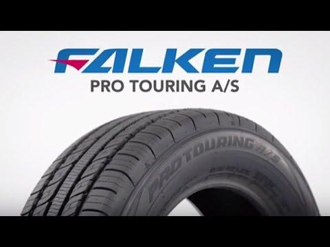 Falken Pro G4 A S >> Falken Pro Touring A S Discount Tire Youtube
