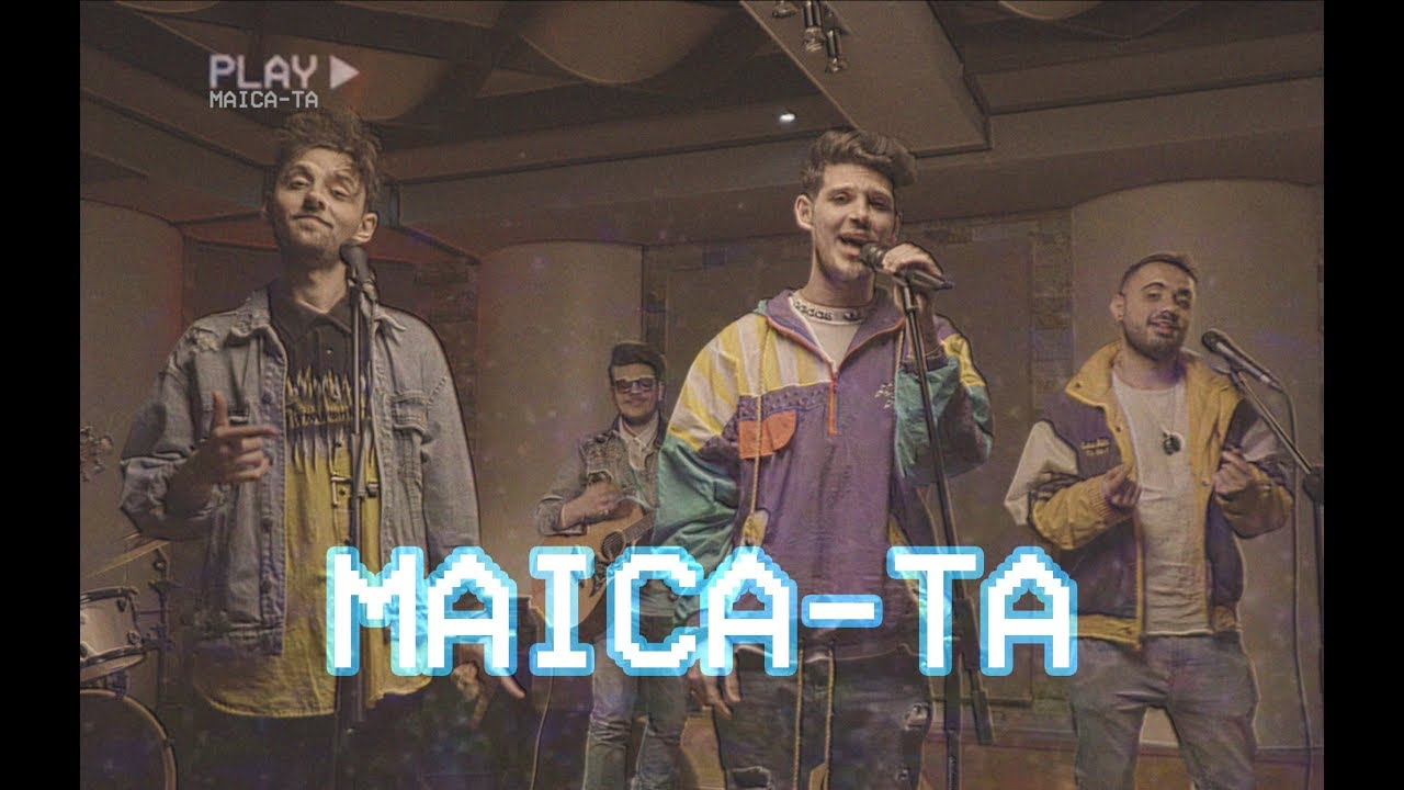 Noaptea Tarziu - Maica-ta | Official video