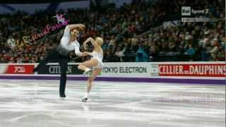 ISU WORLD 2013 - PAIRS -7/19- Alexa SCIMECA  Chris KNIERIM - 13.03.2013