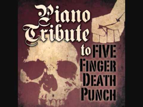 Coming Down  Five Finger Death Punch Piano Tribute