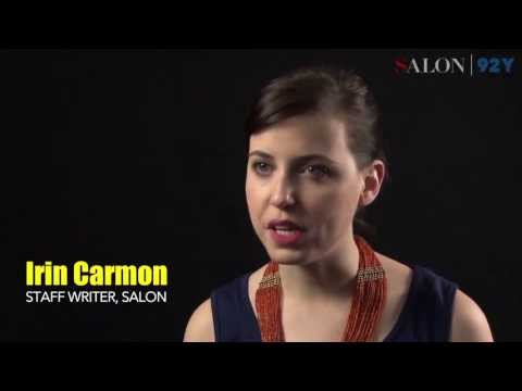 Irin Carmon: How To Talk About Women's Looks