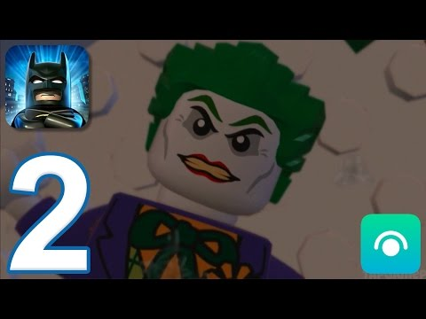 LEGO Batman: DC Super Heroes - Gameplay Walkthrough Part 2 (iOS, Android)
