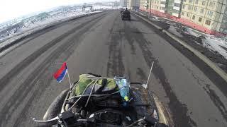 Квадро Норильск 9 Мая 2016 Талнах Ч1