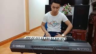 Hòa Tấu Trực Tiếp Từ Tay Đàn Số 1 Việt Nam - Nhạc Không Lời Mới Nhất