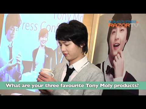 Flawless skin like his (Song Joong Ki)