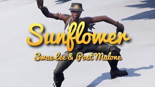 Fortnite montage - Sunflower (Swae Lee, Post Malone)