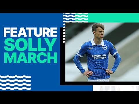 Solly March Working the Wing
