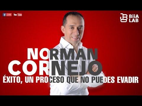 Norman Cornejo Éxito Un Proceso Que No Puedes Evadir