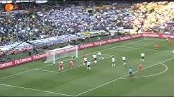 WM 2010 Achtelfinale - Deutschland vs England (4:1)